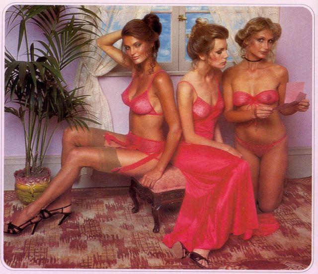 33 Images That Show the Insane Evolution of the Victoria's Secret Catalog  - ELLE.com