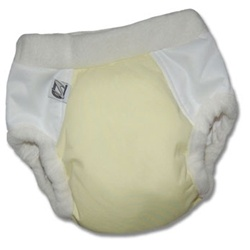 Super Undies Nighttime Cloth Potty Training Pants-They didn't have these fancy things when I was potty training. Cloth and plastic pants that soaked right through-guaranteed.