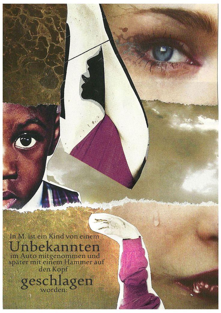 Wolllust-Collage