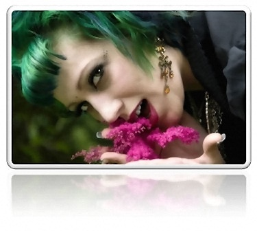 Creating Special Effects With Dramatic Hair Color Page Two at longlocks.com
