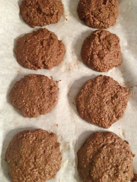 The Soulful Spoon: Anti-Inflammatory Raw Chocolate Coconut Cookies- Grain Free, Vegan,Nut-Free, No Sugar Added