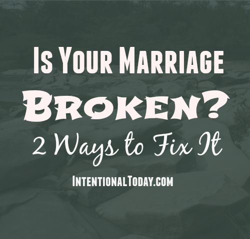 books on fixing a broken relationship