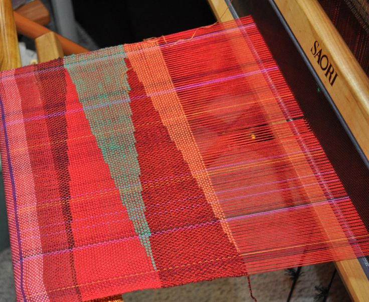 saorispirit.com | a weaving studio dedicated to SAORI freestyle weaving