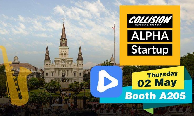 Meet us at the exhibition! New Orleans, 2/5, Boot A205