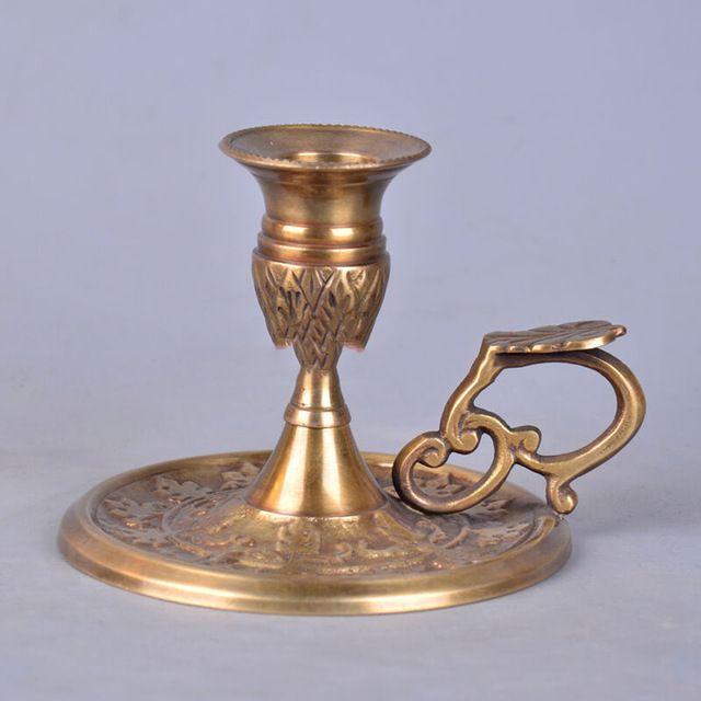 Decorativas Velas de Navidad Candelabros Linternas Marroquíes Trípode Antiguo Candelabro Jaula Decorativa QQX334