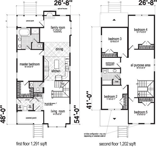 2174 Square Feet 4 Bedrooms 2 5 Bathroom Country House Plans 2 Garage 9440 furthermore First Floor Master Suite Home Plans together with Floor Plan Friday Family Home With Study further 2550 Square Feet 3 Bedroom 2 Bathroom 1 Garage Beach 38148 additionally 2 Bedroom Modular Homes. on farmhouse bathroom floors