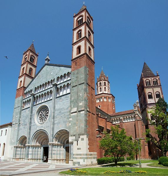 Vercelli: Chiesa di Sant'Andrea