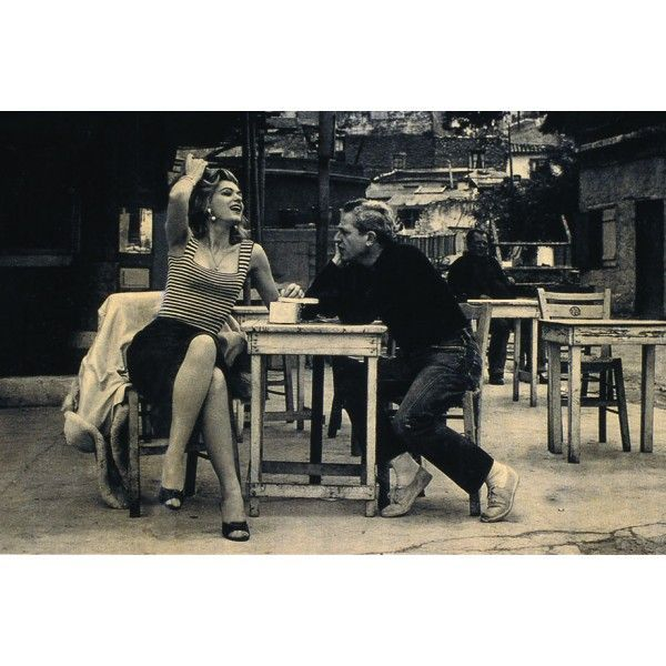Jules Dassin, Melina Mercouri