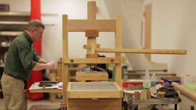 MIT Bookmaking Course Schools Kids in Renaissance Technologies | The Creators Project