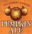 Williamsburg Alewerks Pumpkin Ale