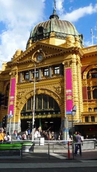 Flinders St. Station, Melbourne