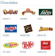 Resultado de imagen para logo de chocolates mexicanos