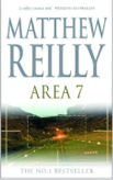 My first book by Matthew Reilly..  it was such a fast read !!  None stop action