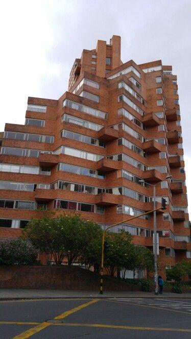 Torres del parque.
