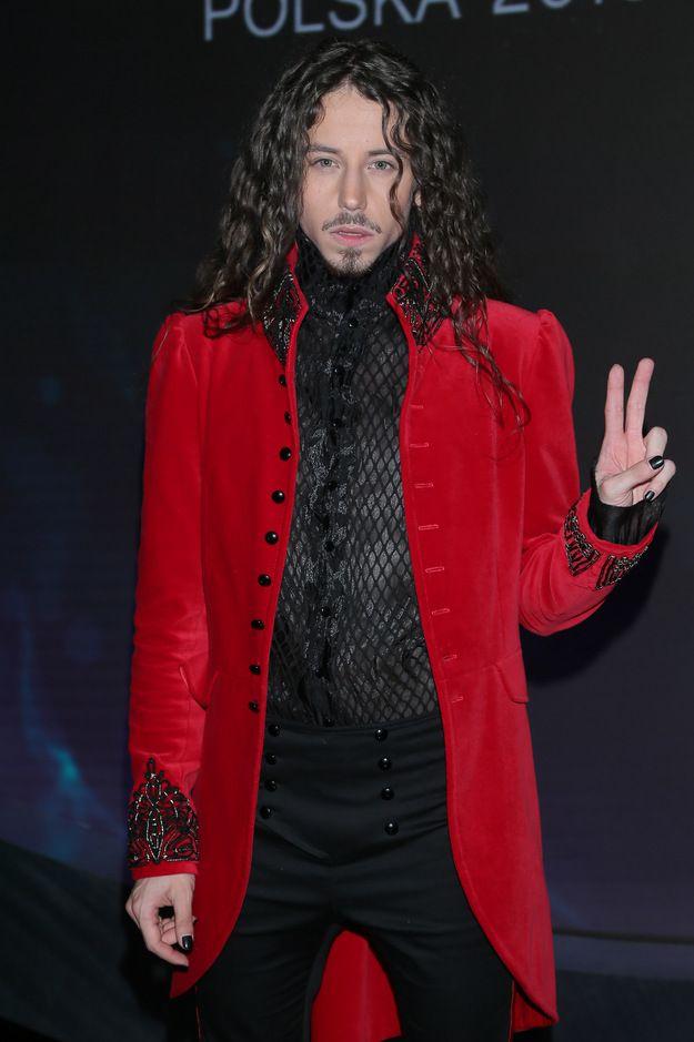Eurovision Song Contest 2016 - Michal Szpak - Poland