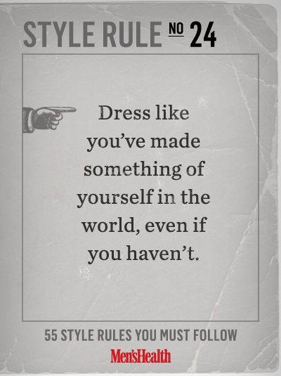Style Rule #24