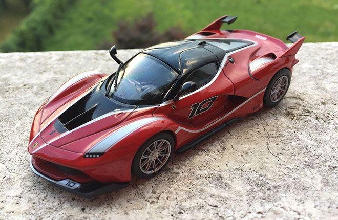 L'evoluzione sportiva de LaFerrari è una ibrida da oltre 1000CV chiamata Ferrari FXX K. Un laboratorio per studiare le soluzioni tecniche del futuro.
