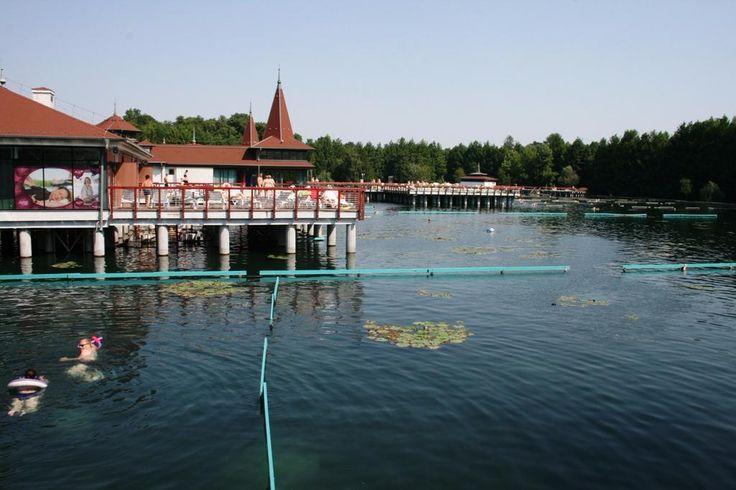 SPA HEVIZ (spa, lake) - Heviz, Hungary