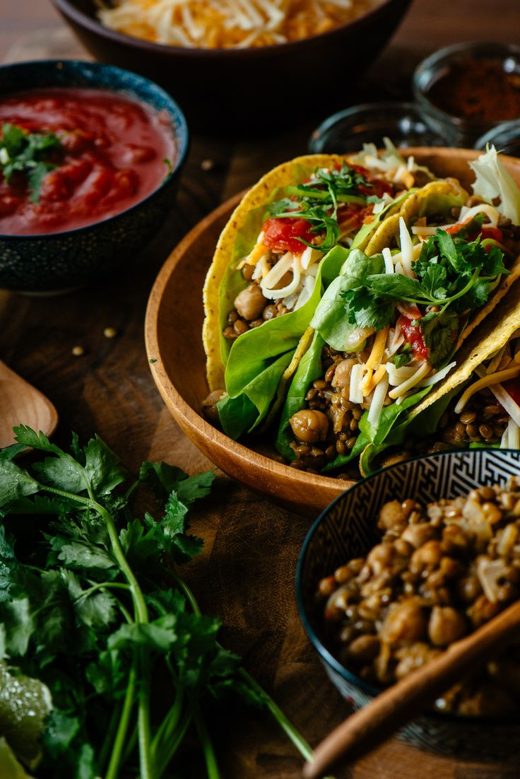 Pulse Tacos - Celebrate 2016 International Year of Pulses with Chef Michael Smith's recipe for Pulse Tacos!
