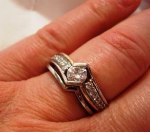 Diamond Ring Weddings Pinterest Diamond Ring And