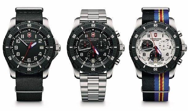 Victorinox aumenta linha de relógios esportivos com Maverick Sport