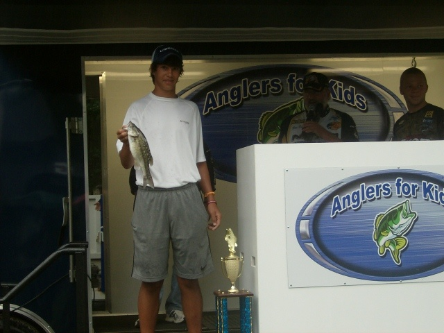 41 best images about 2012 anglers for kids jr open bass for Open bass fishing tournaments