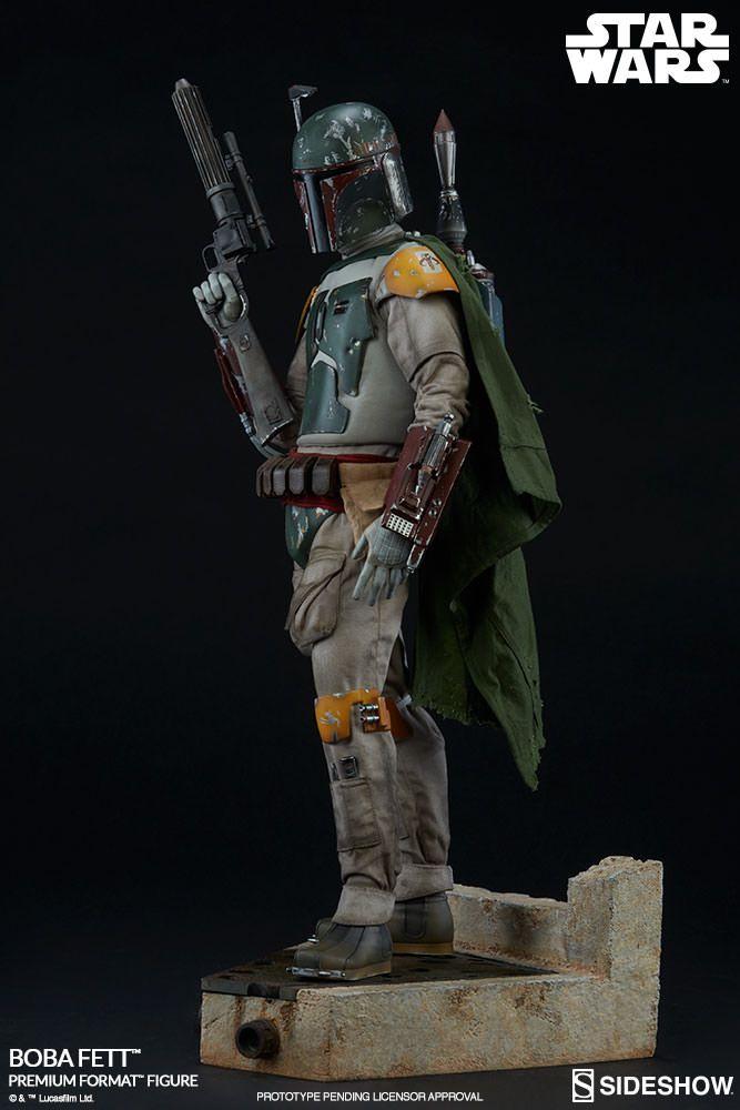 Sideshow Collectibles Star Wars Boba Fett Return of the Jedi Premium Format Figure