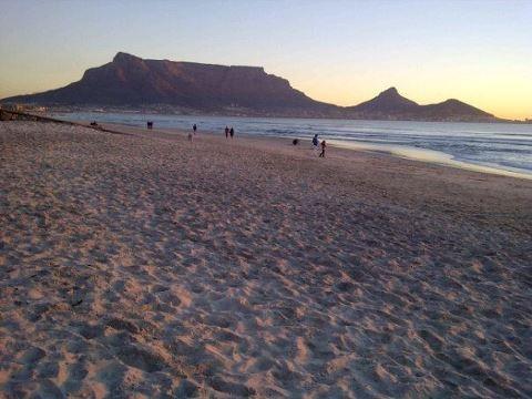 Blouberg Beach, Cape Town