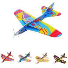 Boy Girl Gift Kid Powered Glider Planes Airplane Fashion Education Toy Random