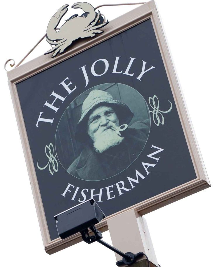 The Jolly Fisherman - Craster. By Fusion By Design.