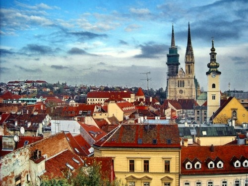 February 24: Zagreb, Croatia. Because this entire country is moving up my bucket list.