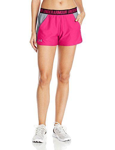 €7.23 in Gr. L * Under Armour Damen Play Up Shorts 2.0 Kurze Hose * Sportbekleidung Damen günstig