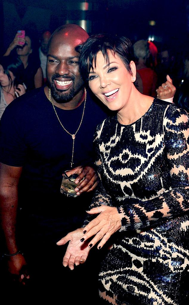 Kris Jenner, 59, Celebrates Birthday With New Boyfriend Corey Gamble, Scott Disick?See Photos From the Party!