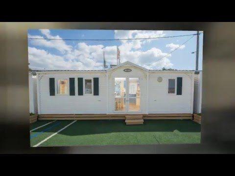 Τροχοβίλα IRM S CORDELIA, γαλλικής κατασκευής,  36τμ 3 υπνοδωματίων, πλήρως εξοπλισμένη με σαλόνι, κουζίνα, μπάνιο & wc