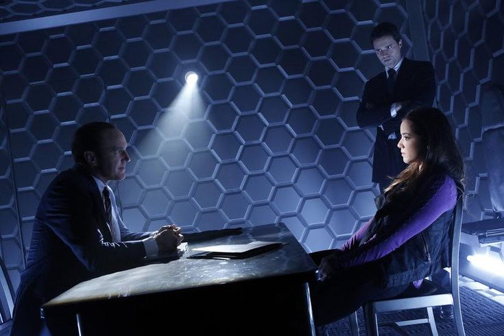 Still photo from Agents of S.H.I.E.L.D.