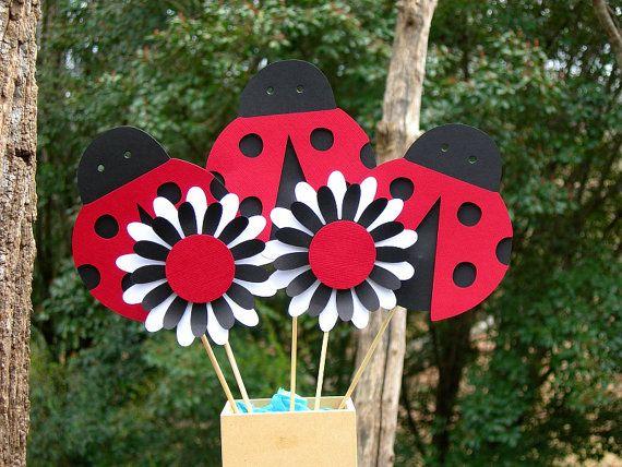 Ladybug Classroom Decoration Ideas : Polka dot ladybug theme with ctp s black dot to dot letters