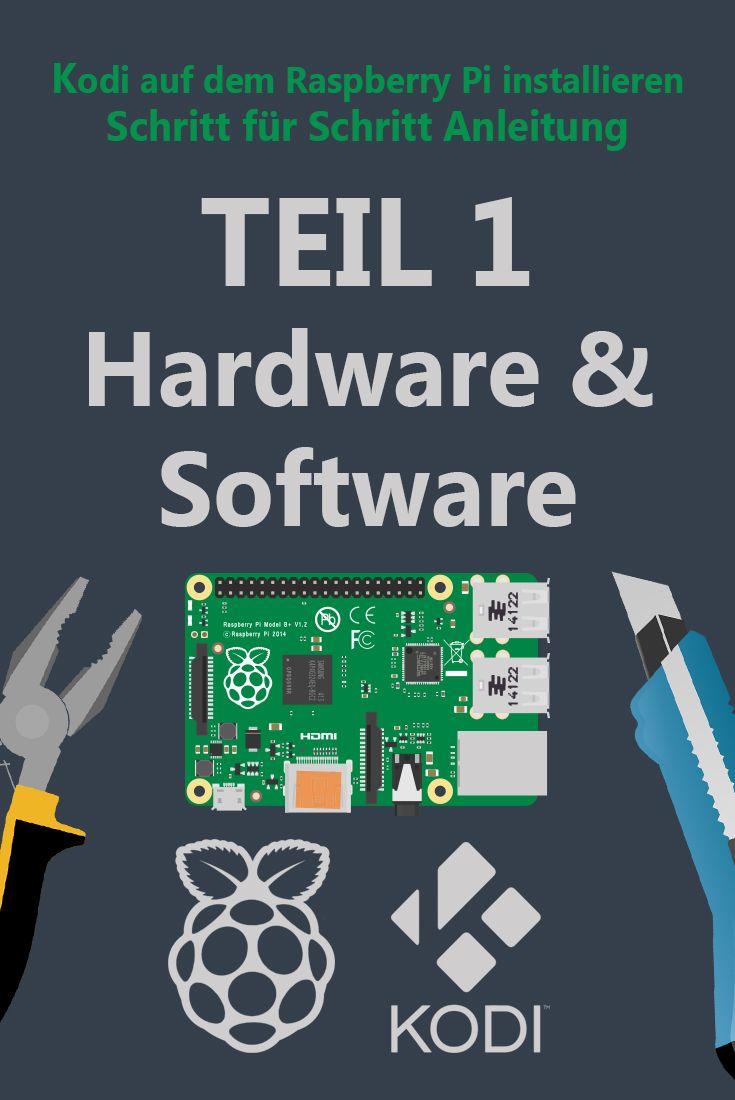 Kodi auf Raspberry Pi 3 installieren Teil 01 – Marcus