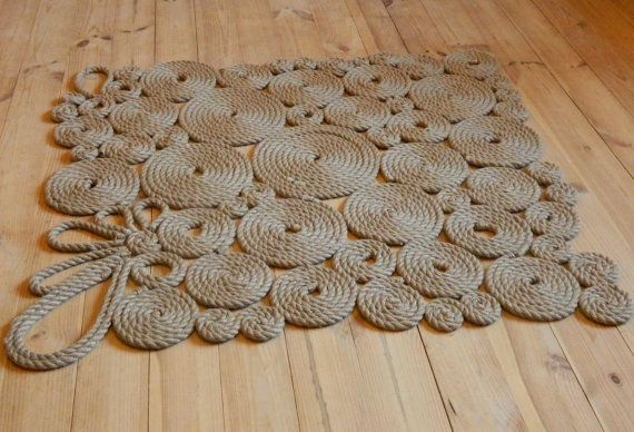 Rustic carpet Rustic rug Rustic style by ErdraDecor on Etsy