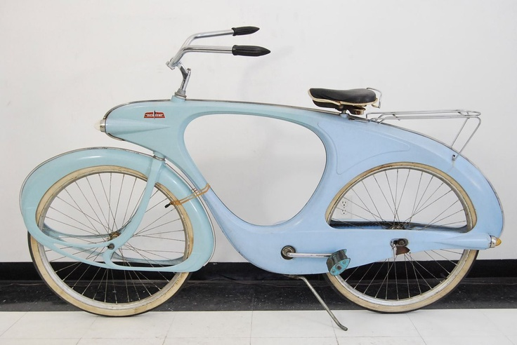 Vintage Original 1960 Ben Bowden Spacelander Retro Bicycle ...