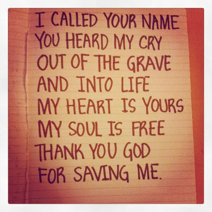 Thank You For Saving Me Quotes: Chris Tomlin ~ Thank You God For Saving Me