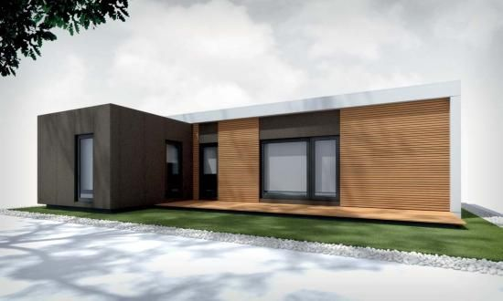 Casa modular Guinea 2 | Casas de madera y mas