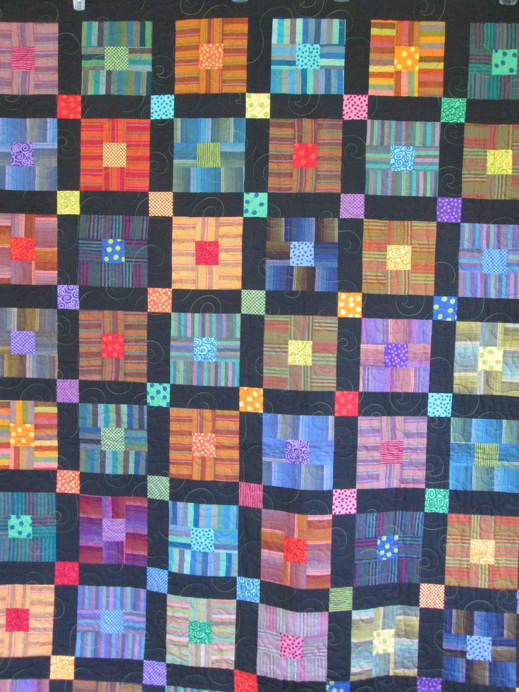 Quilt Patterns Using Stripe Fabric : 1000+ images about Quilts from striped/checked fabrics on Pinterest Quilt, Baby boy chevron ...