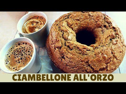 CIAMBELLONE ALL'ORZO FATTO IN CASA DA BENEDETTA - Homemade barley cake | Fatto in casa da Benedetta