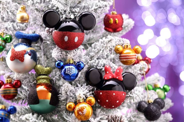 Getting closer and closer to an all Disney tree!
