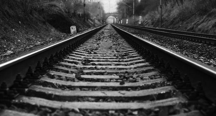 Railway by Martin Gallie on 500px