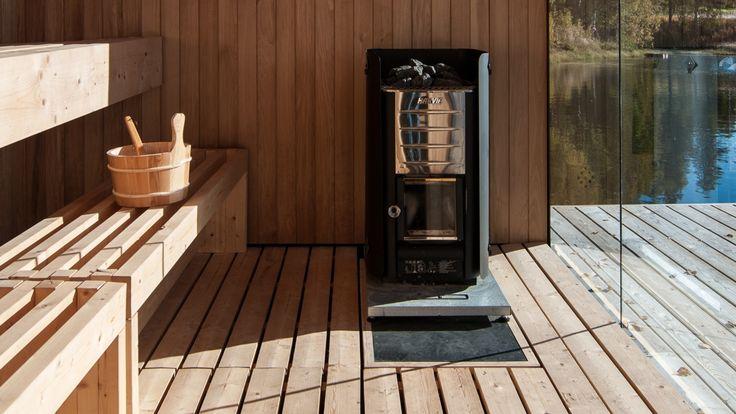 floating sauna small architecture workshop