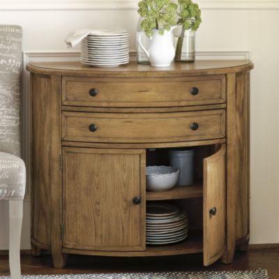 Brookfield Demilune | Tables | Ballard Designs