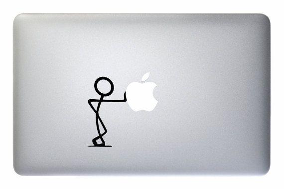 """Ordinateur portable MacBook Sticker autocollant Apple Push Touchpad Logo Keyboard vinyle Mac Pro Air rétine 11"""" 13"""" 15 """"17"""" pouces peau couverture MAC-067"""