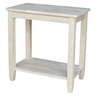 Solano Accent Table International Concepts