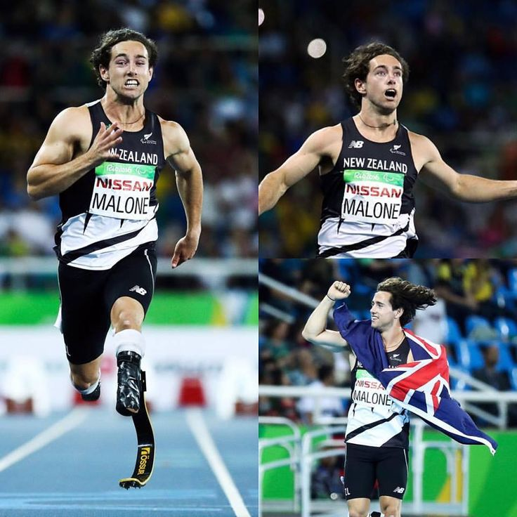 Awesome Liam Malone has just won GOLD in the T44 200m in a new PB & Paralympic record of 21.06! Sept 2016.